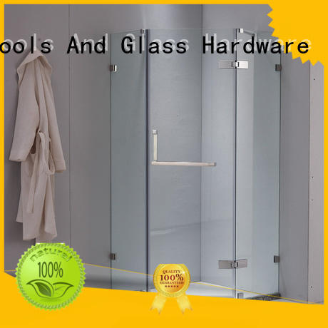 Frameless Shower Door Kit SE001