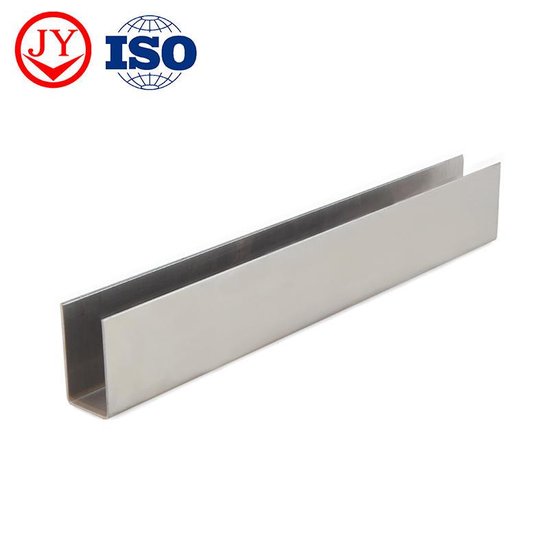 Jiangyi Aluminum Chrome U-Profil   AL-001
