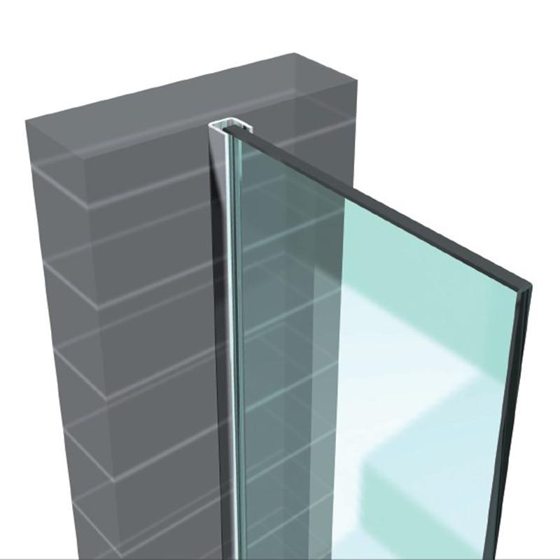 product-Jiangyi Aluminum Chrome U-Profil AL-001-JY-img