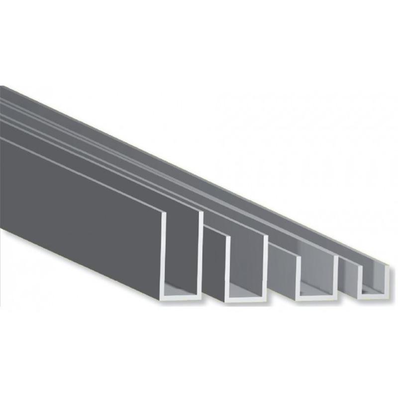 product-JY-Jiangyi Aluminum Chrome U-Profil AL-001-img