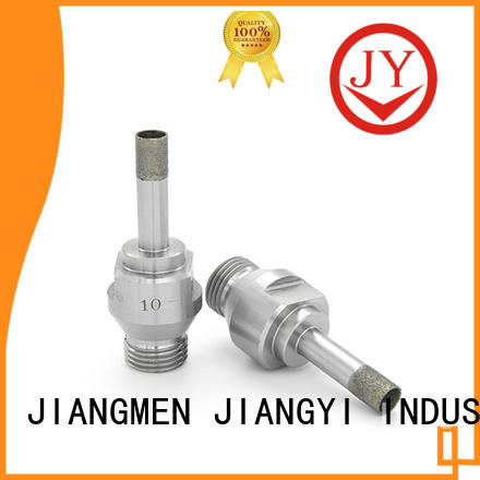 JY Latest milling cutter price company for glass