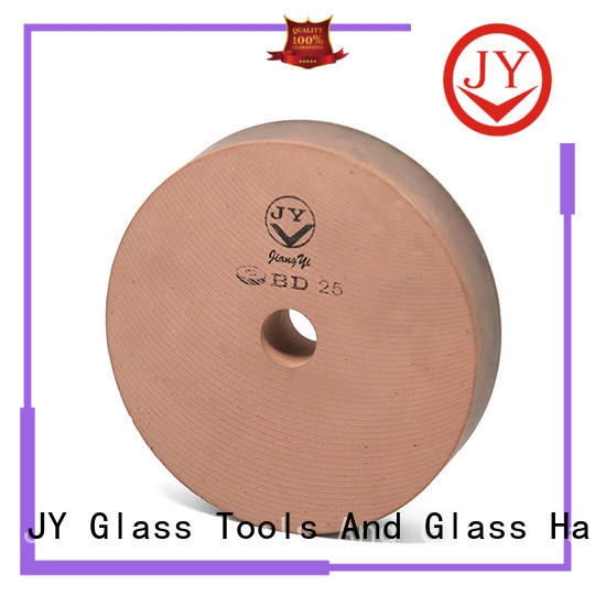 JY polishing wheels long-term-use for decorate glass