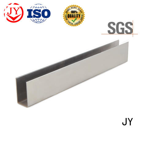 chrome aluminum jiangyi JY Brand aluminum channel supplier