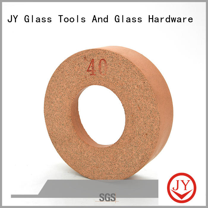 JY rubber polishing wheels for business for building glass
