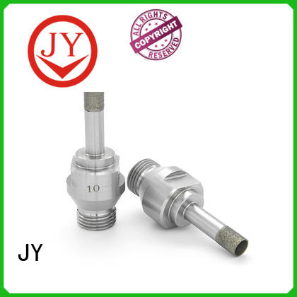 JY fine- quality milling cutter price the company for Glass product
