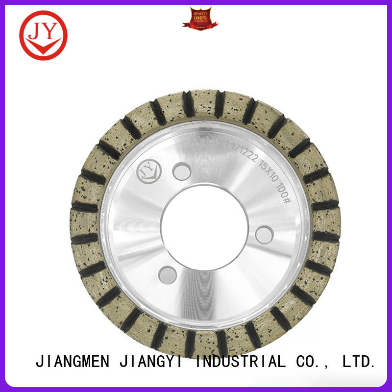 JY stable grinding cup wheel effectively for quartzs