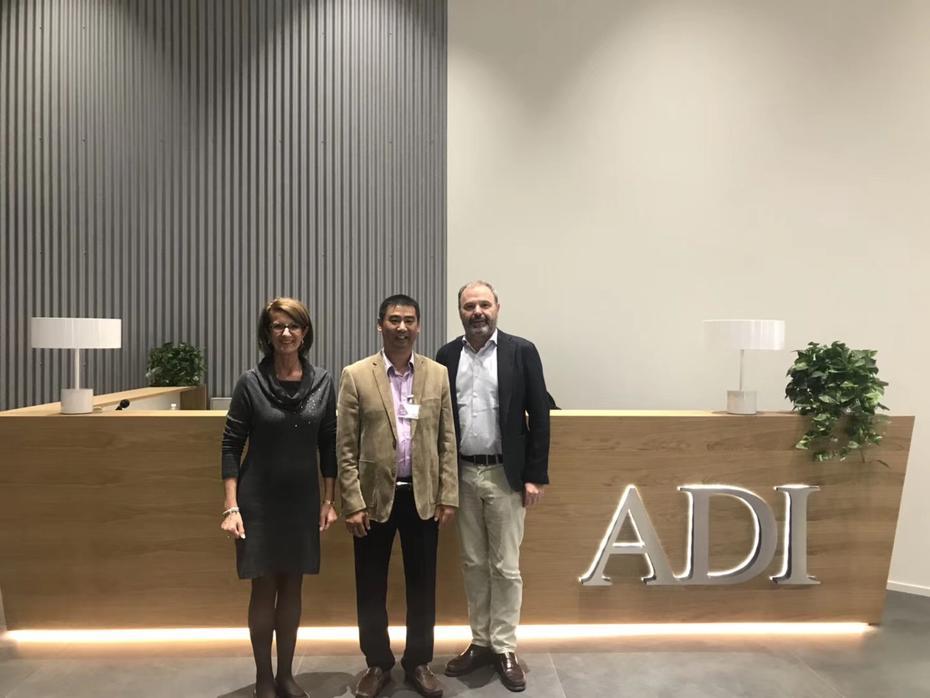 VISITING  ADI ITALY