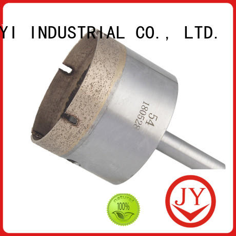 JY diamond drill bit inquire now for furniture glass