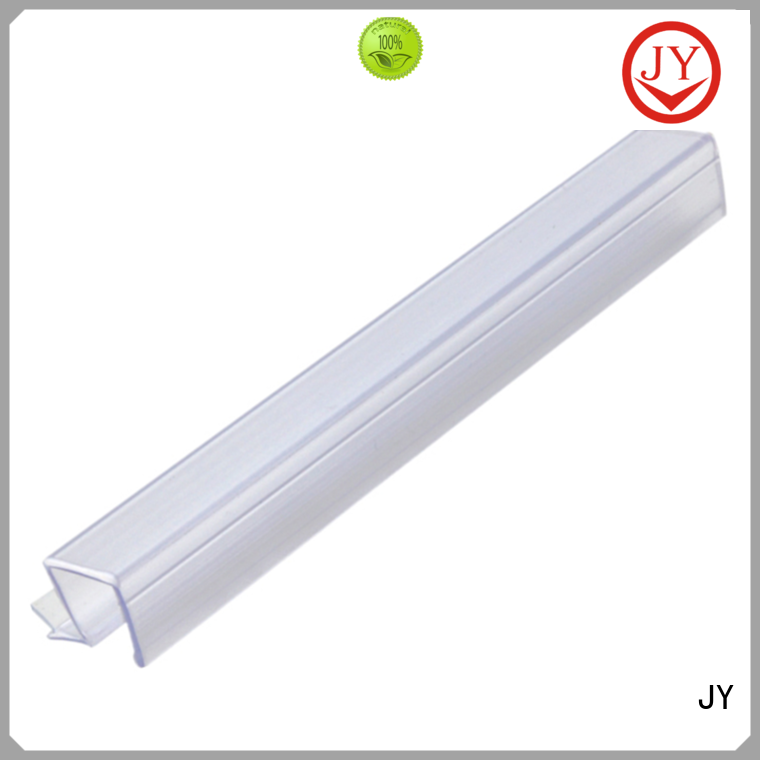 JY PVC material shower door vertical seal strip Suppliers for seal