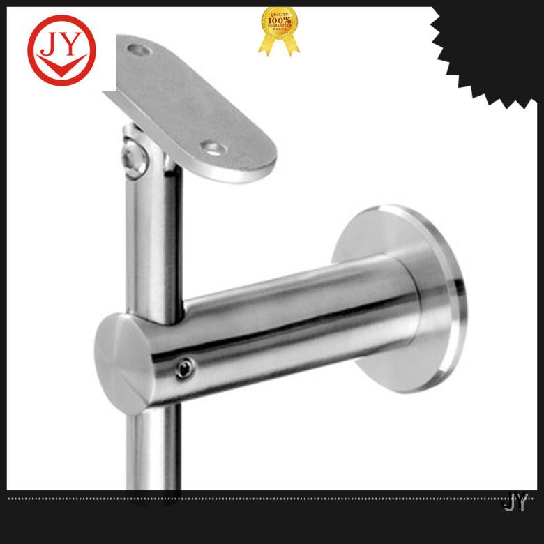 JY Top industrial handrail fittings Suppliers for Glass products