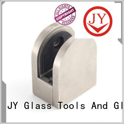 glass handrail hardware JY