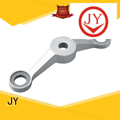 JY spider fitting glass wholesale for Glass products