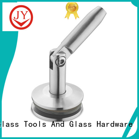 ofa004 glass canopy fittings stainless steel ofa002 JY