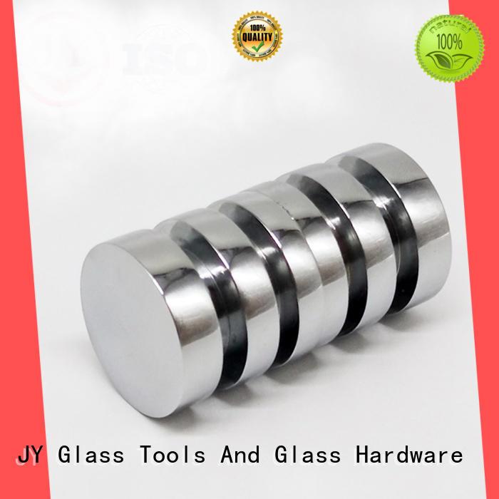 JY glass door knobs Exporter for glass