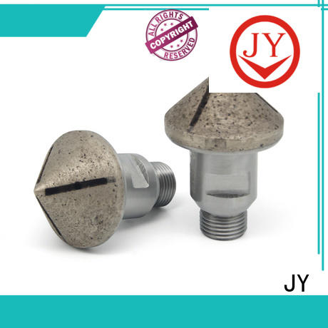 JY glass drill bits Suppliers for furniture glass