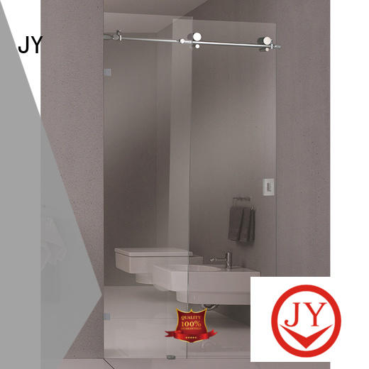 JY good quality sliding door track hardware the company for Glass product