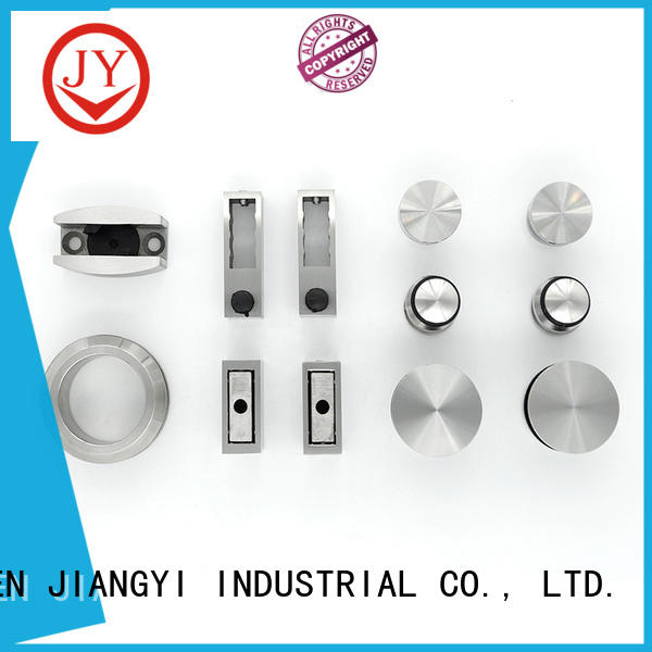 JY sliding door hardware manufacturer for Glass products