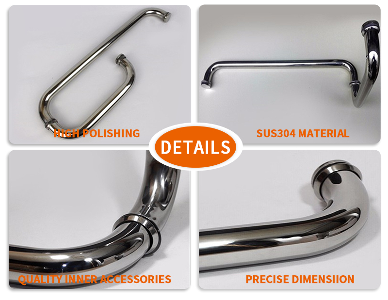 product-Shower Door Handles And Towel Bars GDH-108R-JY-img