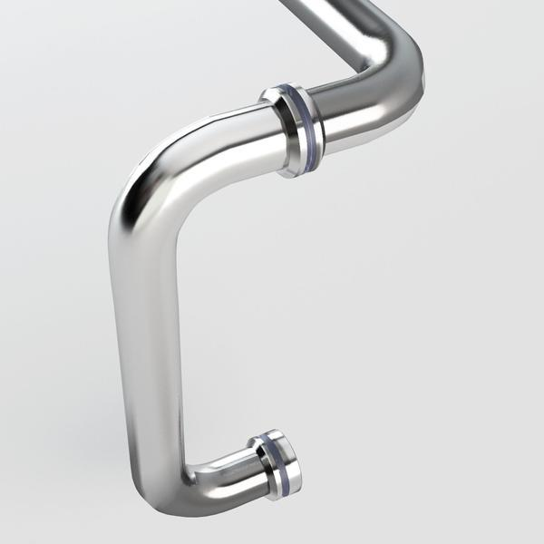 Shower Door Handles And Towel Bars GDH-108R