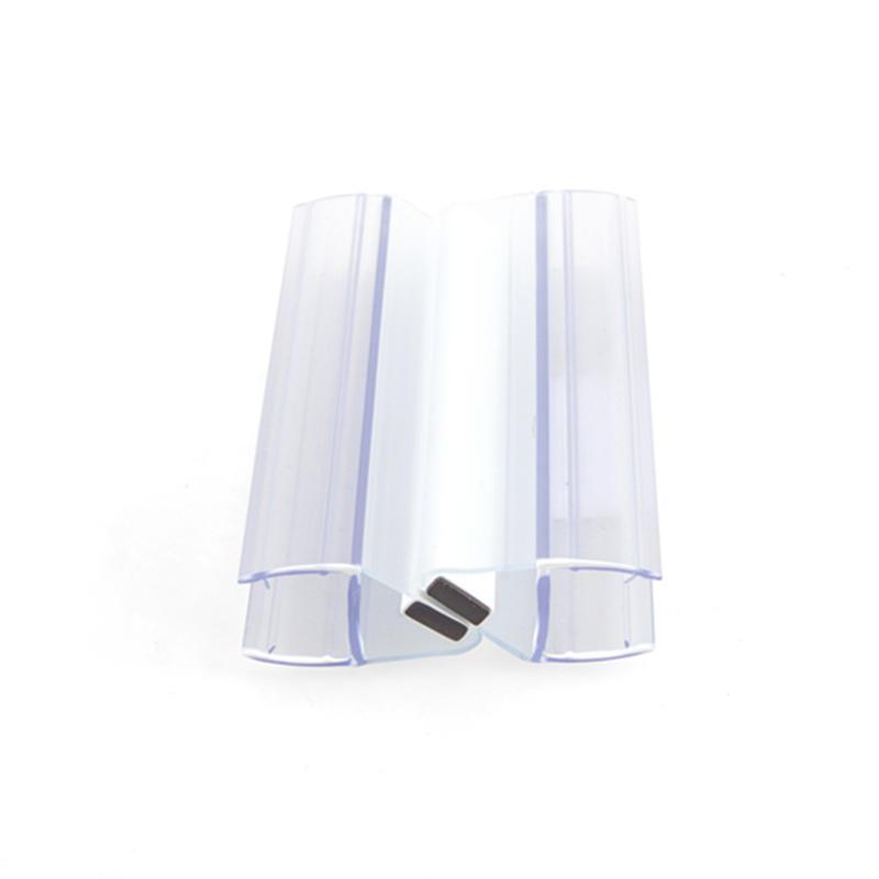 JY Glass Shower Door Magnetic Strip Sealing TSS-MP10