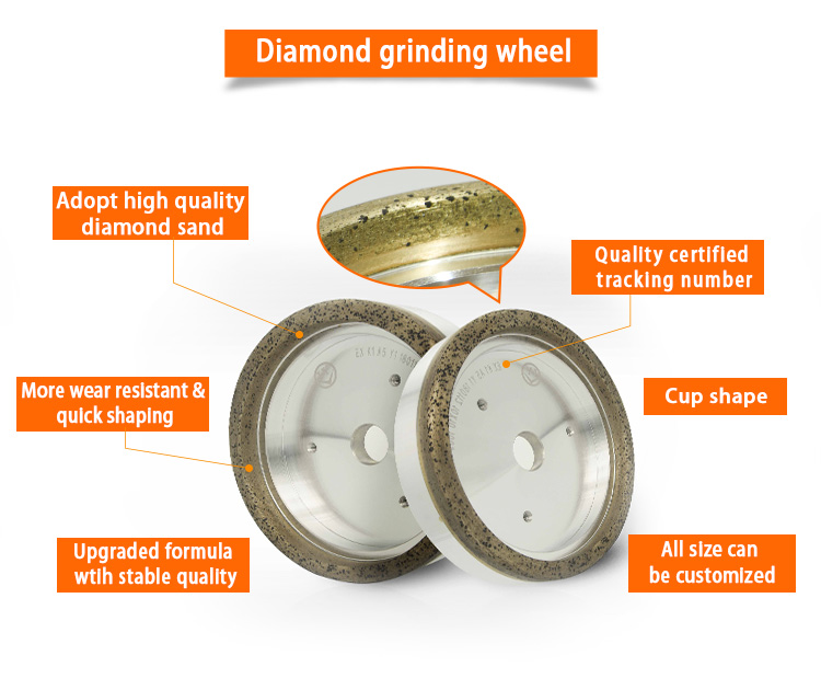 product-Glass diamond cup wheel for edging machine A-JY-img
