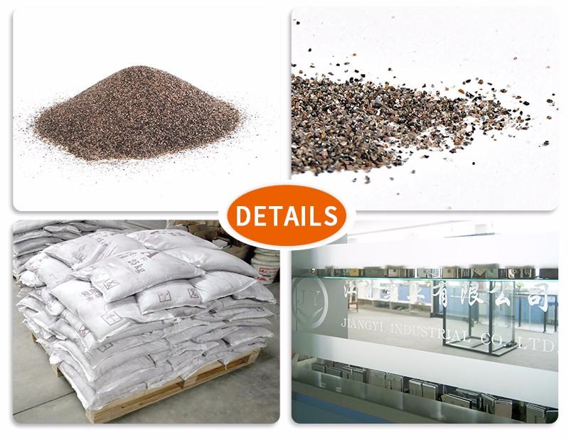 product-Glass tools aluminum oxide brown fused sandblasting abrasive G-GC-JY-img