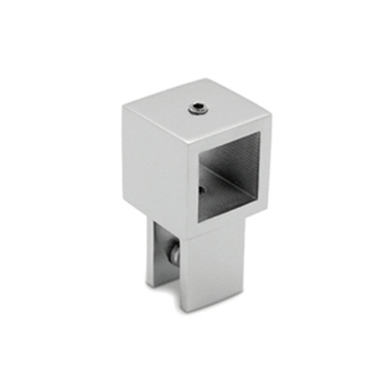 Shower glass rod to wall connector KA-009