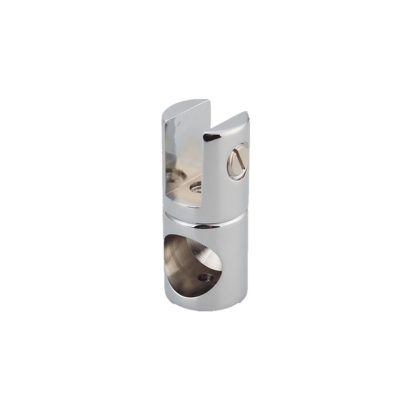 Shower glass rod to wall connector KA-14C