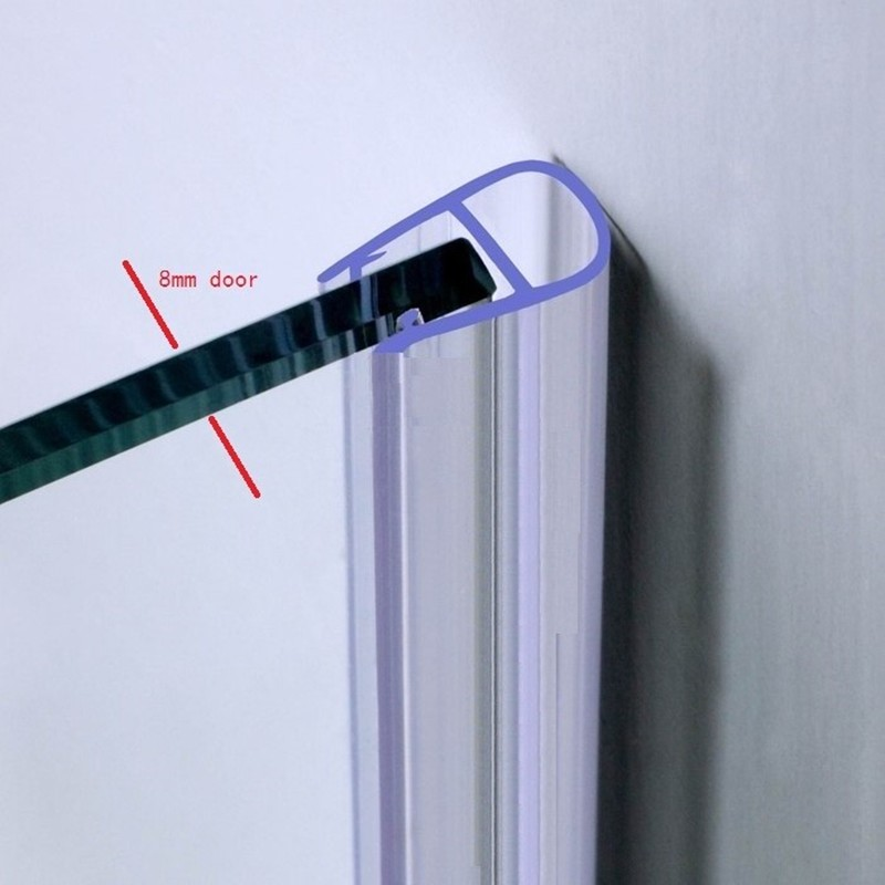 product-Shower glass door rubber seal strip TSS-11-JY-img