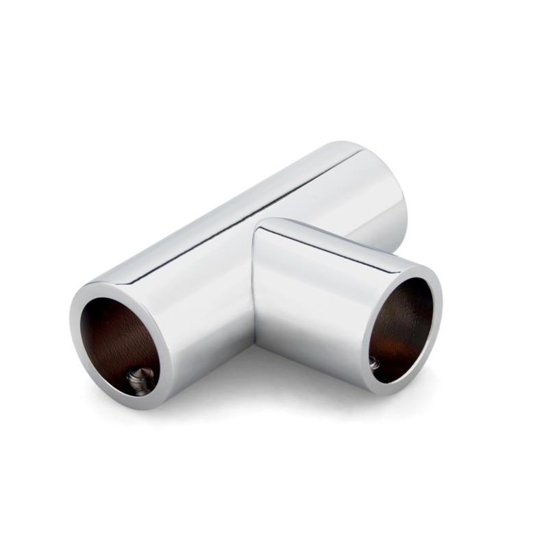 Tube Connector Brass Bathroom Fitting KA-2-T