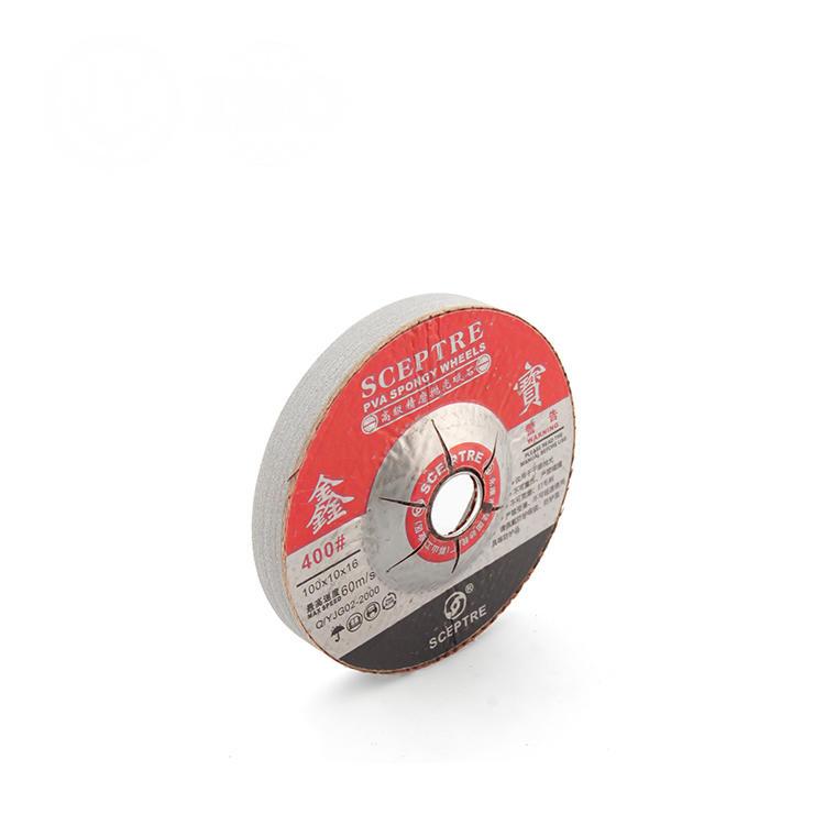 Glass grinding plate PVA polishing disc G-SP
