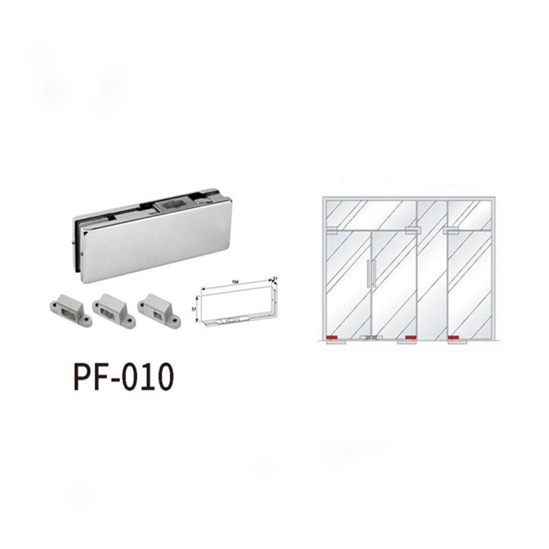 Bottom Door Patch Fitting SUS304/SUS201 PF-010