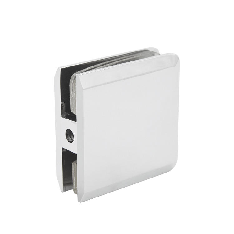 Square Shower Door Glass Clips GC-00CD1S