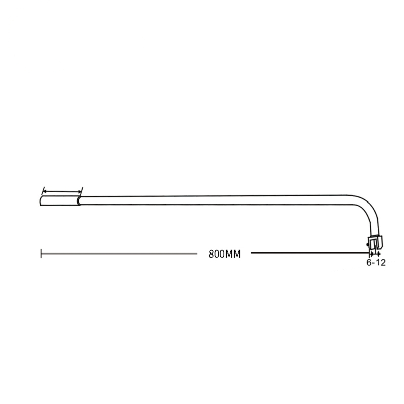 product-Adjustable shower panel support bar KA-98-JY-img