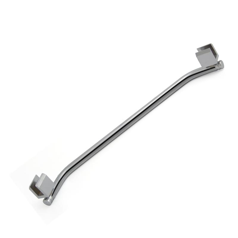 Brass shower supporting bar curtain rod KA-99