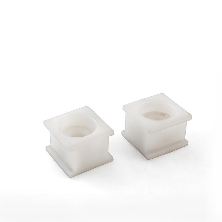 Glass washing machine accessories plastic bearing block PW-BH