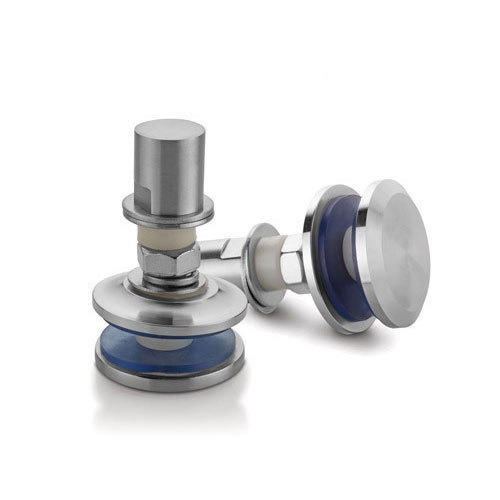 Stainless Steel Spider Fitting Glass Routel PT-2