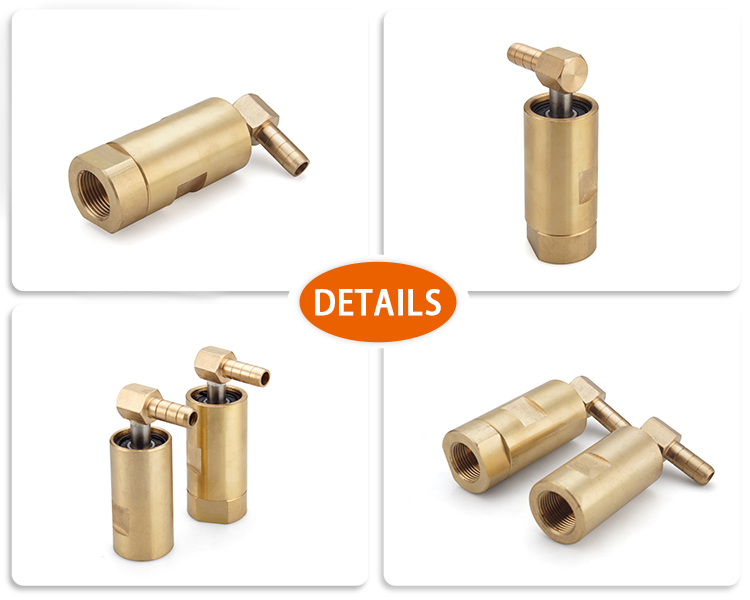 product-Glass Drilling Machine Accessories Brass Water Chuck P-TS-JY-img