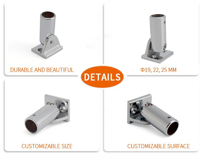product-Standard Wall Mount Brackets Fittings KA-001-JY-img