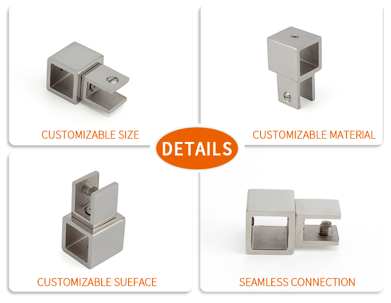 product-Movable Brackets for Square Shower Stabilizers KA-008-JY-img