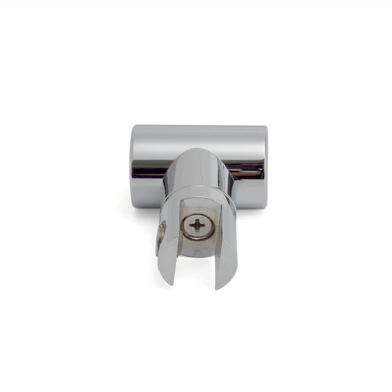 T Connector for Shower Glass Screen Support Bar KA-14-19
