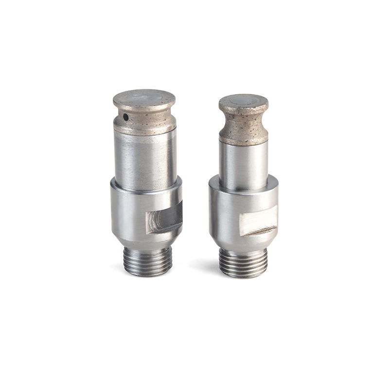 Glass millings round rim wheel PE-G1/2