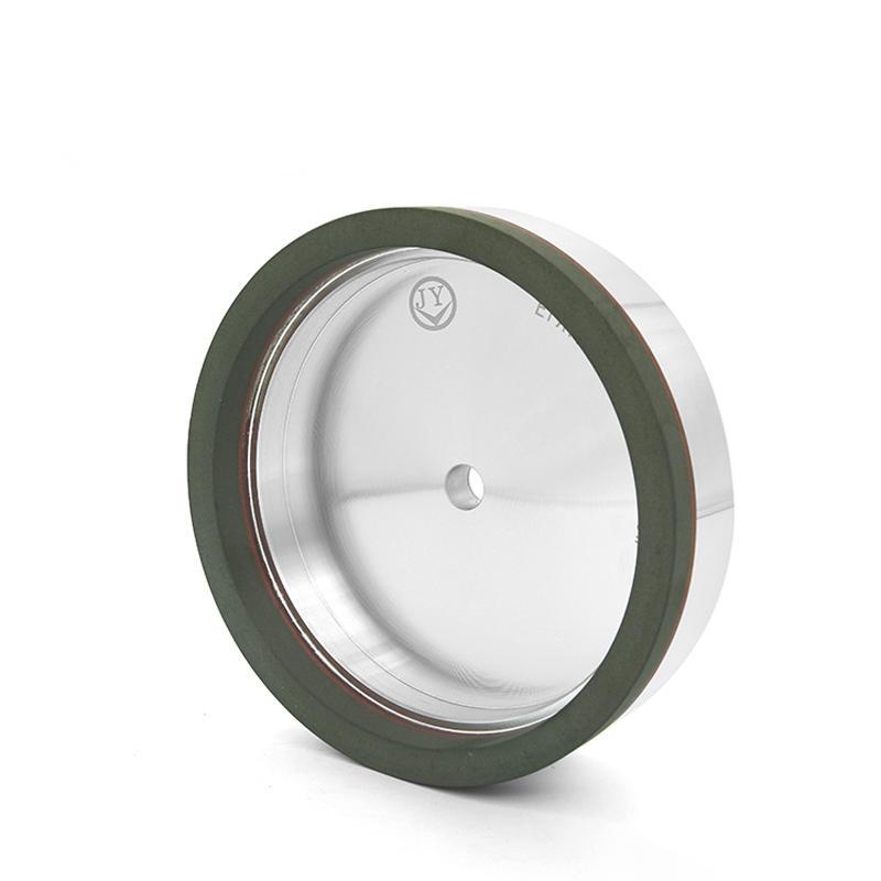 Glass resin cup toothless grinding wheel EL