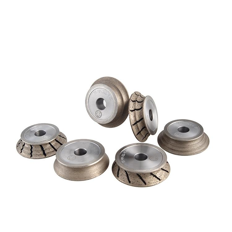 Triple OG wheel for glass processing AC-3OG