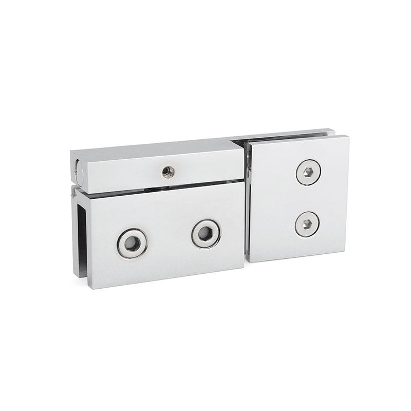 Tempered glass shower door pivot hinge SH-2-L180U/D