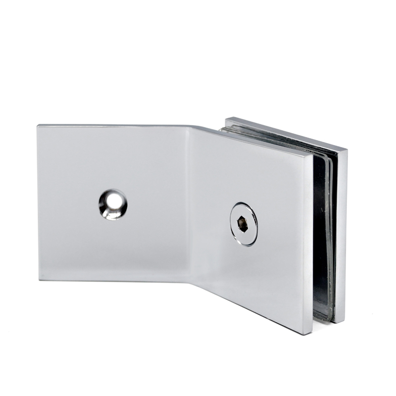product-135 Degree Wall Mounted Glass Clamp GC-7-135BS-JY-img