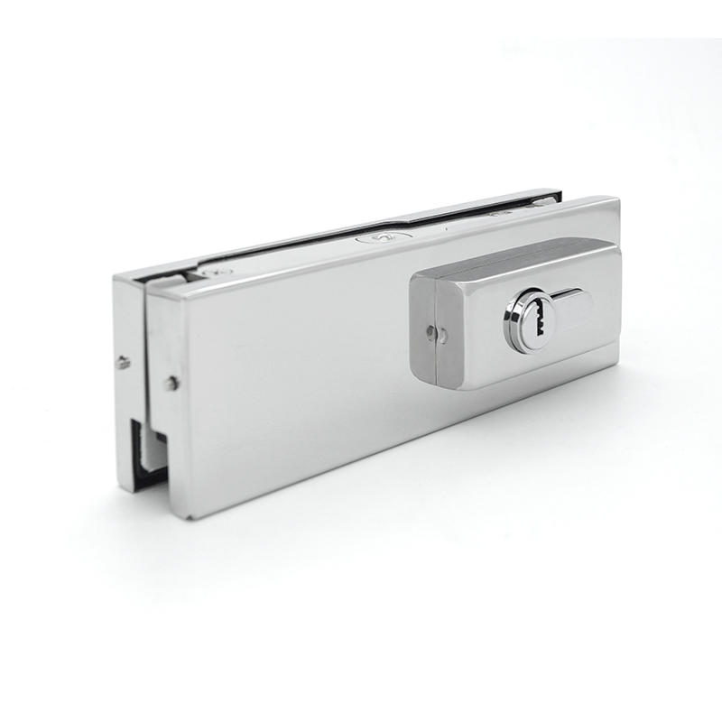 Bottom Lock Patch Fitting With Columnar Lock Head PF-010D1