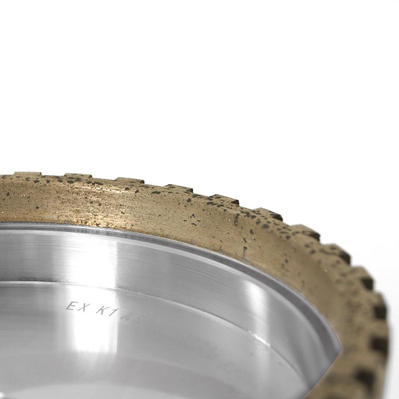 Glass Diamond Cup Outer Segmented Diamond Wheel AW
