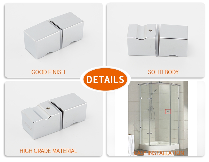 product-Square Shower Glass Door Knobs SDK-19-JY-img