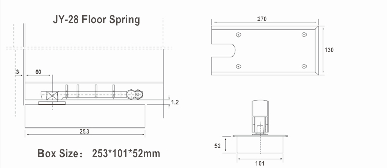 product-Floor Springs FLS-28-JY-img
